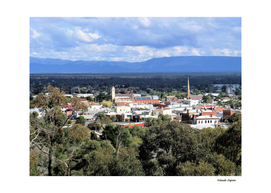 Stawell from Lookout