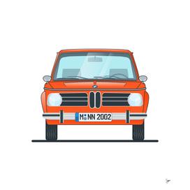 BMW 2011ti - 1973