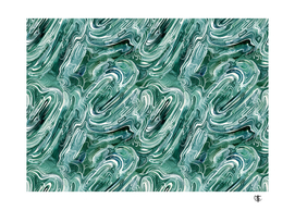 malachite surface