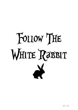 Follow The White Rabbit, Alice