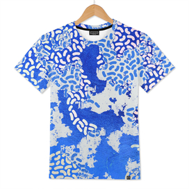 Blur Reef Dreams - Abstract Pattern