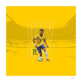 Neymar Junior - Brasil