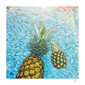 Be a Pinapple