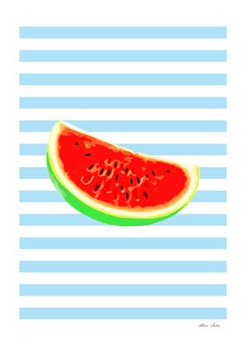 Watermelon, summer colors