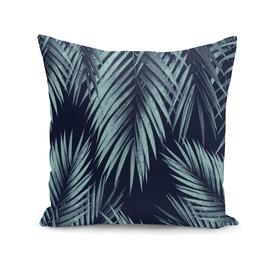 Palm Leaf Jungle Night Vibes #1 #tropical #decor #art