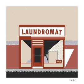 Highway Laundromat