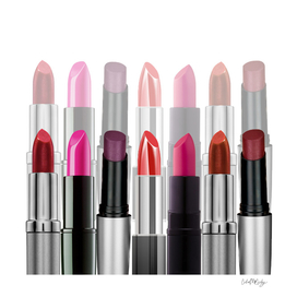 Lipstick Tubes Makeup Cosmetics