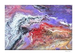 New abstract art print