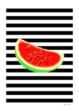 Watermelon, Summer Poster, Summer T-Shirt