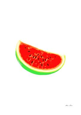 Watermelon, summer poster, summer vibes, summer design