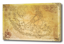 Indonesia, Old world