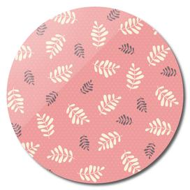 Falling Leaves – Pink