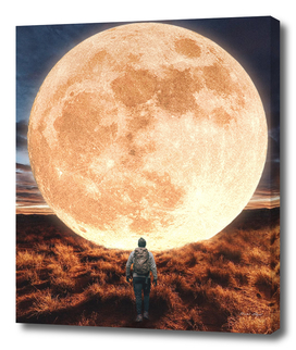 Moon Man Manipulation