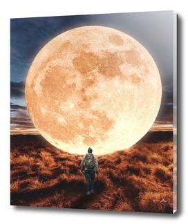 Moon Man Manipulation