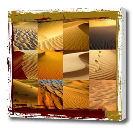 Desert Montage 02