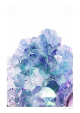 Iridescent Quartz Crystal #1 #gem #decor #art