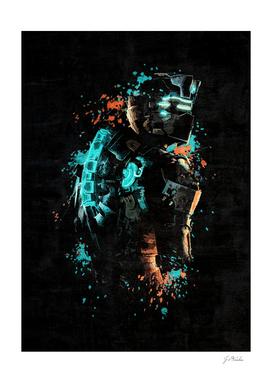 Dead Space Dark Splatter