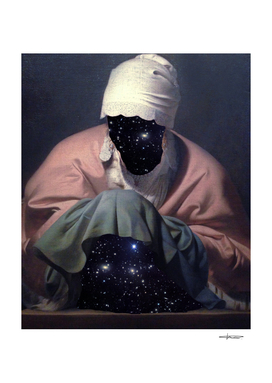 Allegory of the Universe - Collage