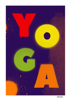 Yoga Spray