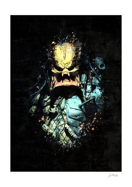 Predator Dark Splatter