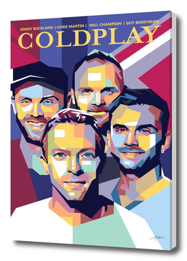 Coldplay Portrait