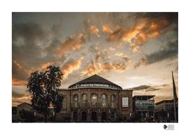 Sky of the South // Freiburg