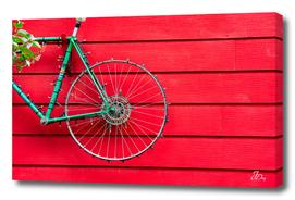 Odd Bike Art...