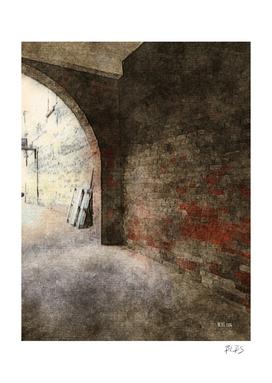 O'Higgins Alley