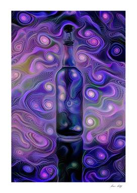 Purple Bottle