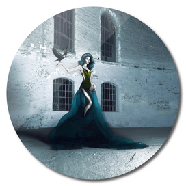 Blue Cirque I