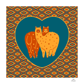 Alpacas - it's love