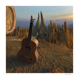 Retro acoustic