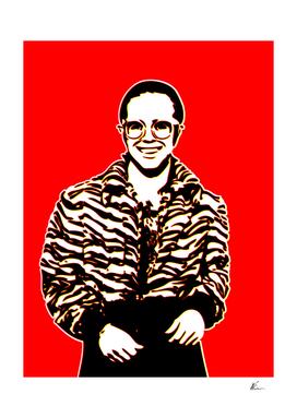Elton John | Pop Art