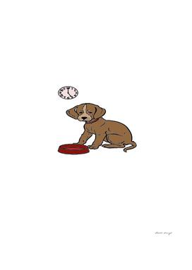 Sad Puppy a
