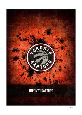 Toronto Raptors Fan Art