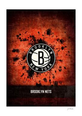 Brooklyn Nets Fan Art