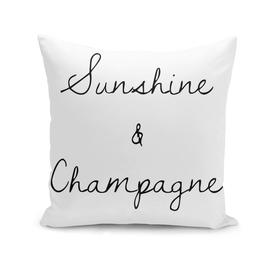Sunshine & Champagne