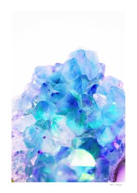 Iridescent Quartz Crystal #2 #gem #decor #art