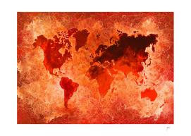 world map inferno #map #world