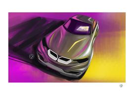 BMW painting