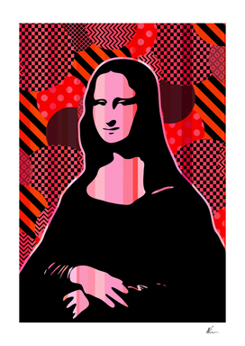 Mona Lisa  | Pop Art
