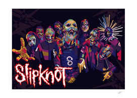 Slipknot On Wedha PopArt