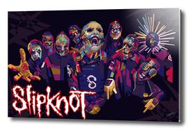Slipknot On Wedha PopArt
