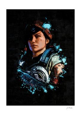 Kait Diaz Gears of War