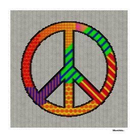 Peace – Knitting Style