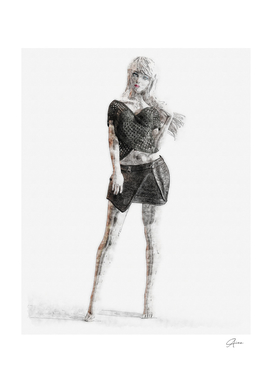 Fashion Sketch 1