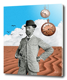 Time Will Tell Print