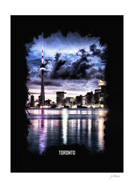 Toronto Oil Painting