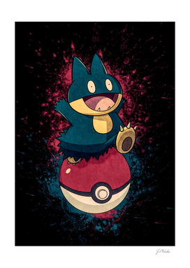 Pokemon Munchlax