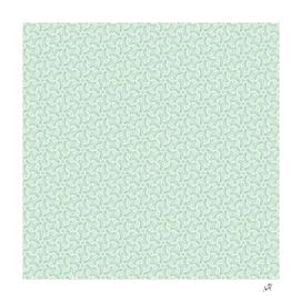 Original Handmade Pattern - Pistachio Swirl